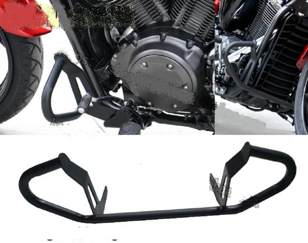 Autobahn Motor Schutz Crash-schutz Bar für Yamaha Stryker 1300 XVS1300 2011-2016