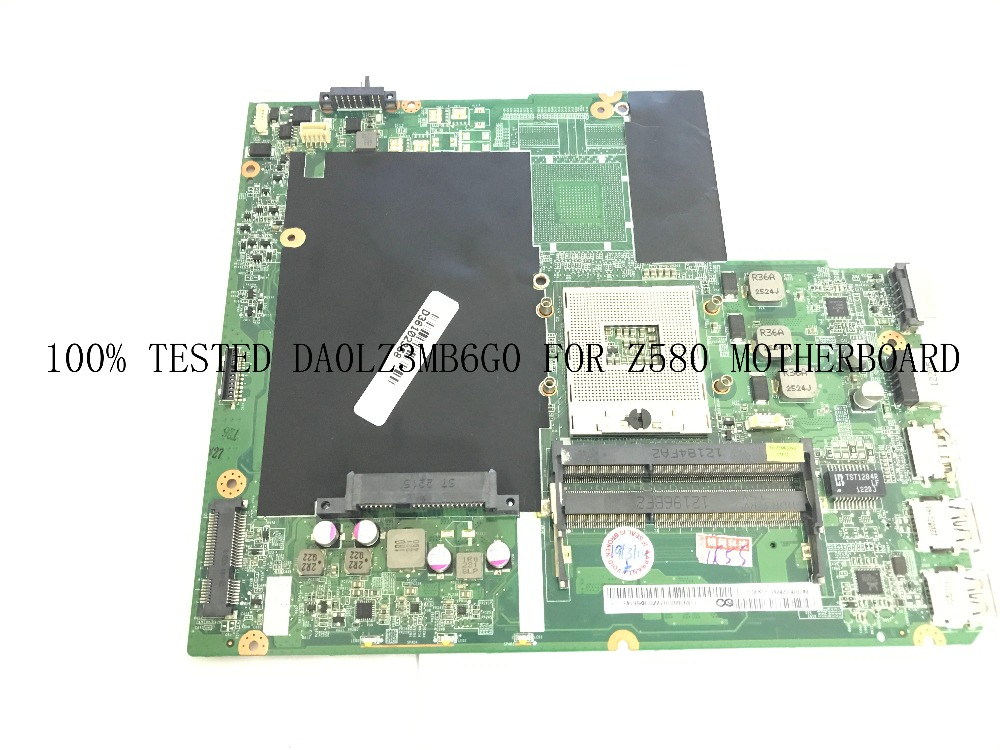 BiNFUL SUPER STOCK NEW DA0LZ3MB6G0 LAPTOP MOTHERBOARD FOR LENOVO Z580 NOTEBOOK PC MAINBOARD COMPARE PLEASE