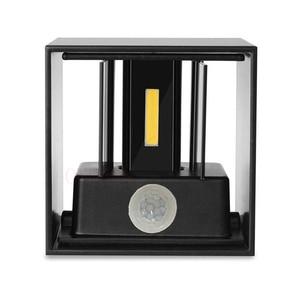 Image 4 - Luminária led de 6w 9w 12w, para áreas internas e externas, à prova d água, ip65, para parede, sensor de movimento radar, varanda arandela de decoração de casa iluminação