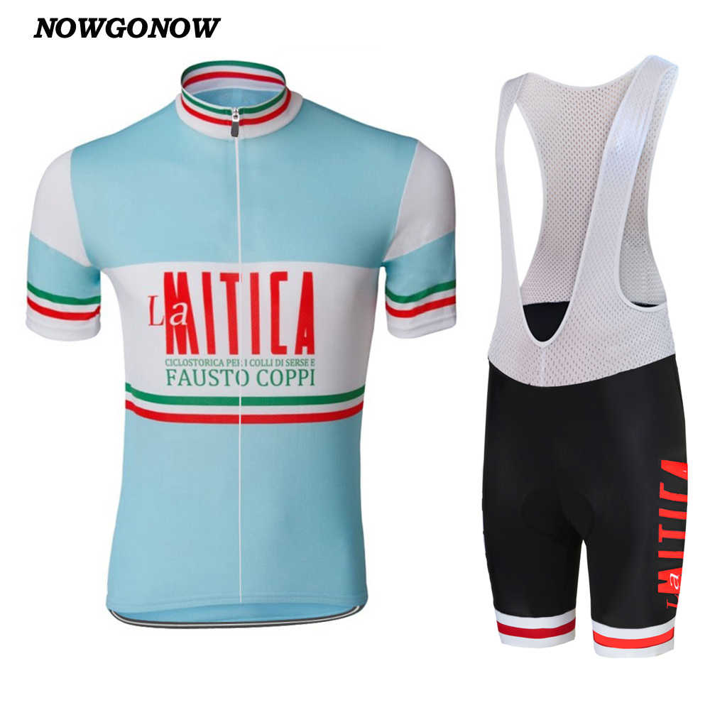 c7584b8b1 2018 cycling jersey set team clothing bike wear summer red bike pro riding  hot road Retro