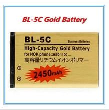 Original SMEB Battery BL-5C For Nokia 1000 1010 1100 1108 1110 1111 1112 1116 1200 1100mAh Batterie Mobile Phone Accumulator