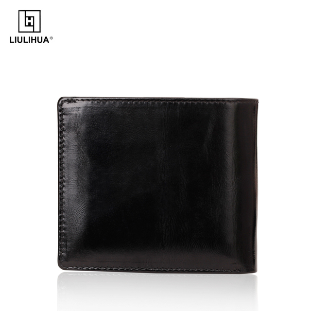 LLH Factory Directly Provide Brand Leather Wallet
