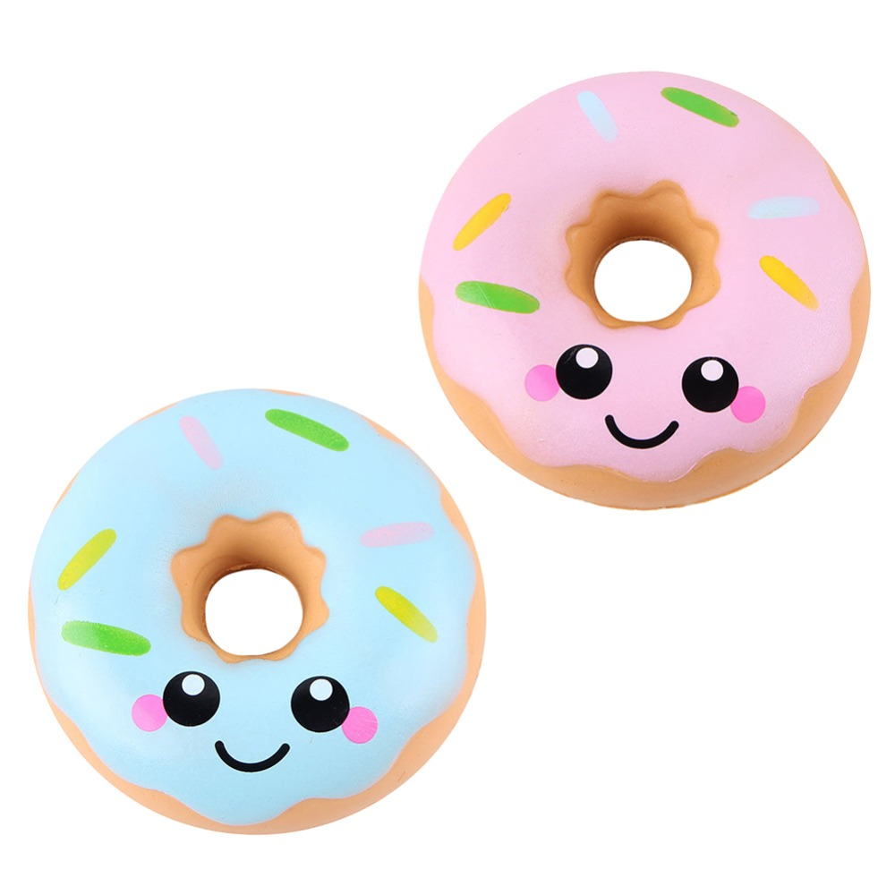 2018 new hot sale Squishy Soft Slow Rising Stretch Squishes Kids Funny Cute Lovely Relax Stress Relief Soft Toy For Children