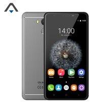 Оригинальный Oukitel U15 pro мобильного телефона Оперативная память 3 ГБ Встроенная память 32 ГБ Octa Core 5.5 дюймов Android 6.0 отпечатков пальцев ID 3000 мАч 16MP 4 г Celular