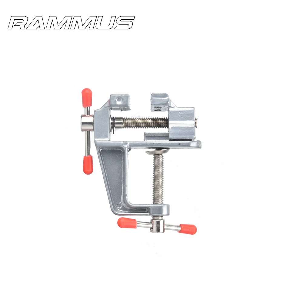 Peachy Us 4 6 49 Off 1Pc New Portable Aluminum Small Jewelers Hobby Clamp On Table Bench Mini Vise Repair Bench Vise Tool Woodworking Hand Tool In Vise Andrewgaddart Wooden Chair Designs For Living Room Andrewgaddartcom