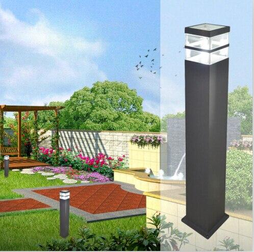 Outdoor waterproof lights Led Garden Lighting Aluminum outdoor lamp for garden YJ-5008L-2 моторное масло motul garden 4t 10w 30 2 л