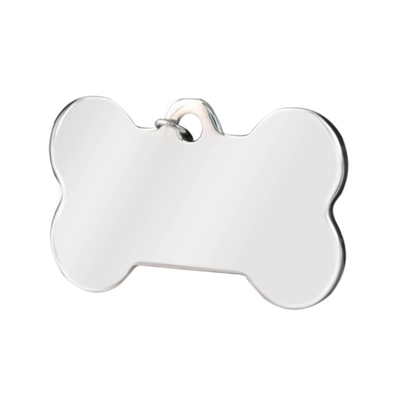 Etiqueta de identificación personalizada para collares de perro 9