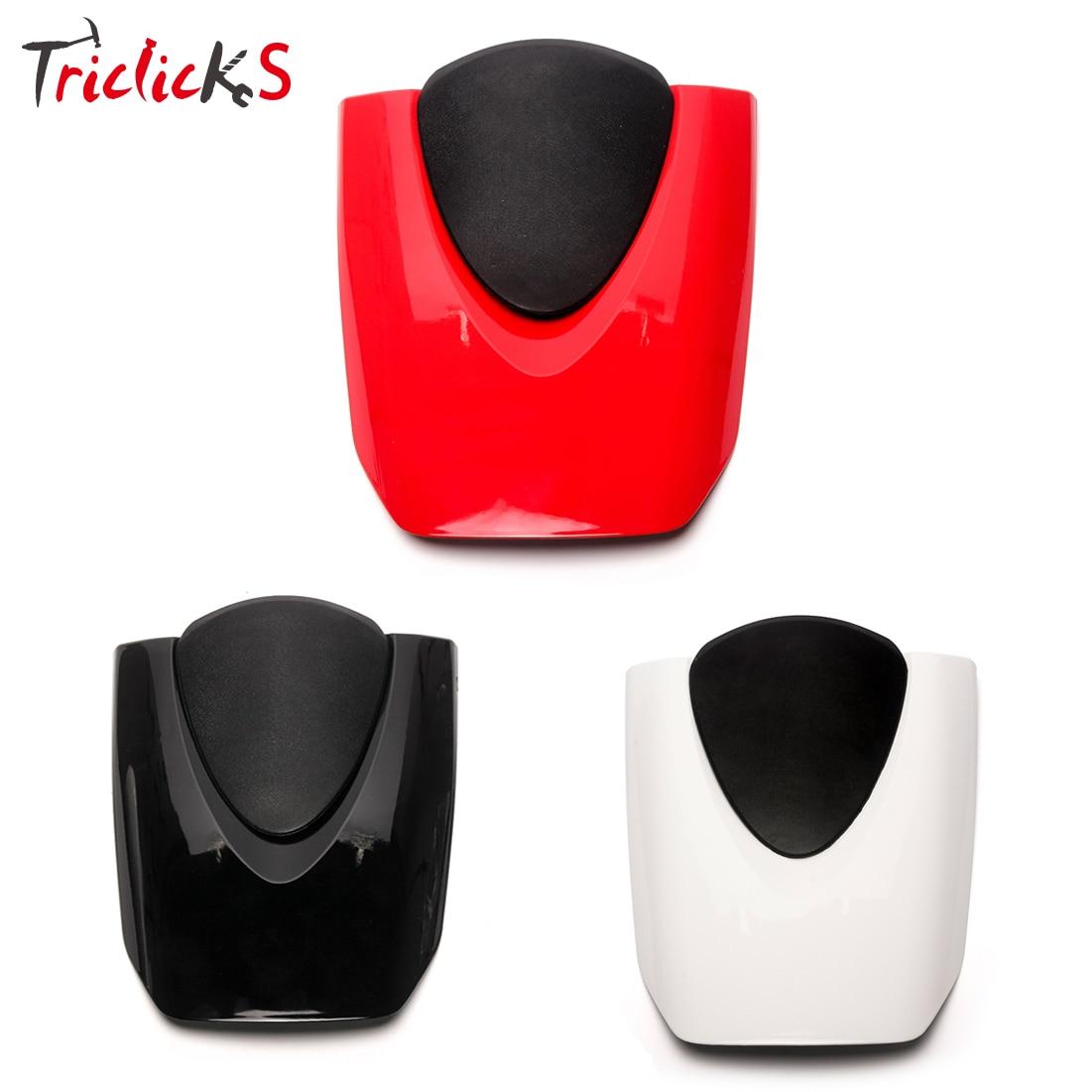 Triclicks pour Honda CBR 600RR 07-2012 capot de siège arrière de moto couvre capot de carénage de siège arrière en plastique nouveau blanc/rouge/noir