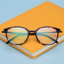 The New TR90 women Glasses frame retro optical clear Full box Eyeglasses frame Men prescription glasses frames 165