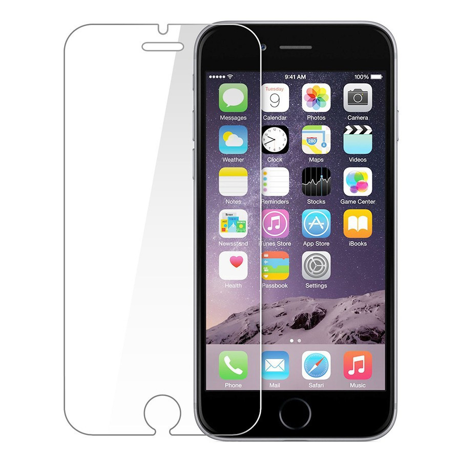 Del Tempered Glass Flim Screen Protector for iphone 7 4.7 inch td923 dropship