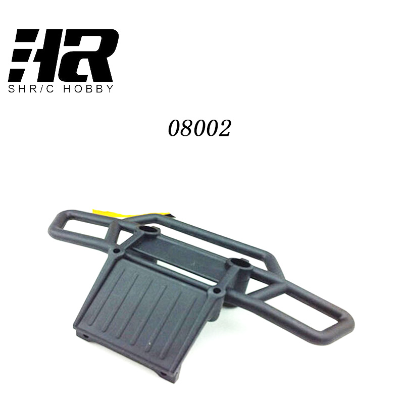 RC car 1/10 HSP 08002 Spare Parts Front Bumper For Racing Model Hobby Monster Truck MONSTER BRONTOSAURUS 94188 94111