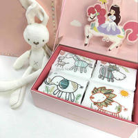Eleven Story Cotton Clothes Spring Autumn Long Sleeve Gift Box Set Baby Products Newborn Baby