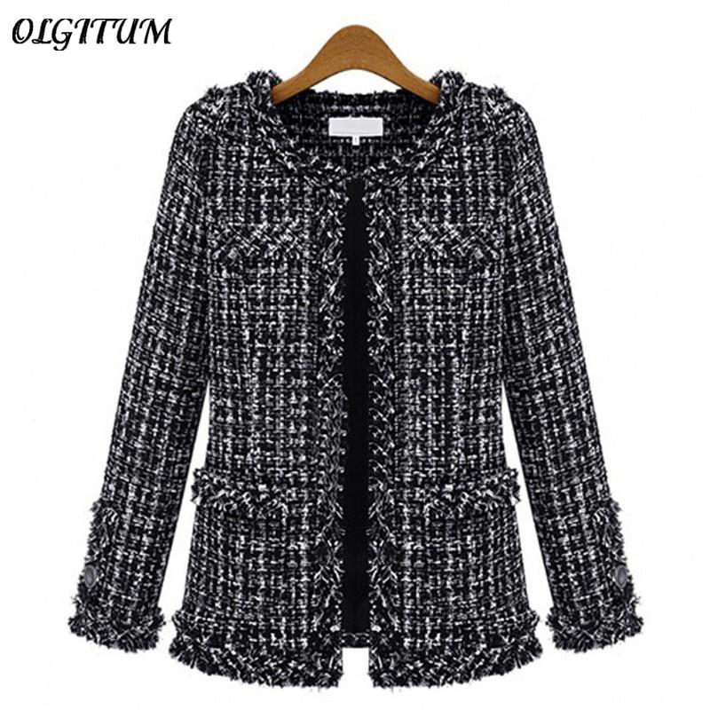 Autumn winter Hot women jacket Slim thins