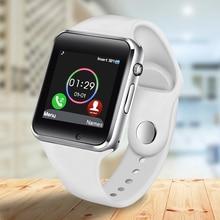 LIGE Hot men women sport smart watch sedentary sleep reminder LED clock sport pedometer for Android + Box support SIM card стоимость