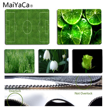 Babaite In Stocked Green Customized MousePad Computer