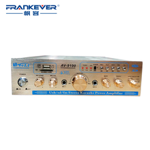 FrankEver 200W Tube Amplifier HIFI Subwoofer Super Amplifiers Audio for Home Cinema System Audio with EU Plug