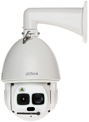 Original english Dahua auto tracking PTZ IP Camera  SD6AL245U-HNI 2Mp HD 45x Laser PTZ Dome Camera With Hi-POE SD6AL245U-HNI