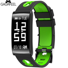 GAGAFEEL Sport Heart Rate Monitor Smart Watches for Android IOS iPhone Women's Men's Call Message SNS Reminder Smart Clock