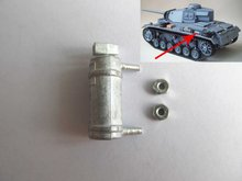 Mato Metal fire extinguisher  for  1/16 1:16 RC Panzer III, IIIH, Stug III tank