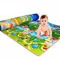 Jogo do bebê esteira Do jogo Do Bebê Esteira do Jogo Do Bebê Grande Tapete Infantil Jogos Playmat Crianças Tapete Esteiras de Atividade Para As Crianças Do Bebê