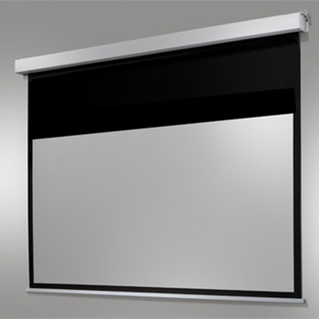 """94"""" Home cinema electric screen motorized Electric Auto HD Projection Screen, 16:10 display hidden projector screen"""
