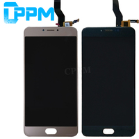 For Meizu L681H LCD Display Digitizer Touch Screen Replacement Accessories Cellphone 5 5 White Black For