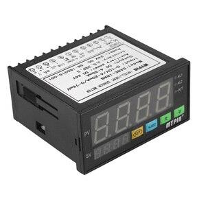 Image 1 - Mètre multifonctionnel de capteur de affichage LED numérique de cc 24 V avec la sortie dalarme de 2 relais et lentrée 0 ~ 10 V/4 ~ 20mA/0 ~ 75mV