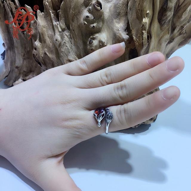 Фото женское кольцо из тайского стерлингового серебра 925 пробы с цена