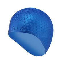 3D эргономичный дизайн уха карманы для взрослых Для мужчин Для женщин Водонепроницаемый шапочка для плаванья Плавание ming силиконовые аксессуары резиновая купальная шапочка
