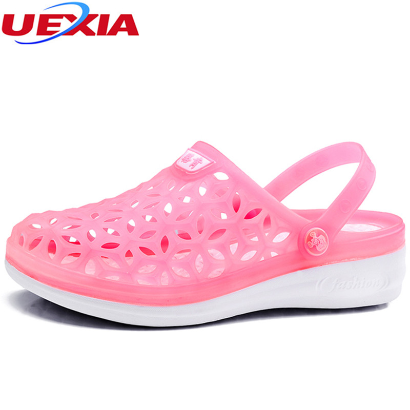 UEXIA Sapato Feminino Sandalias New Women Sandals New Casual Super Breathable Summer Shoes Soft Sole Fashion High Quality Summer 2016 year end clearance sale women casual shoes summer lady soft fashion shoes high quality breathable shoes mm x02