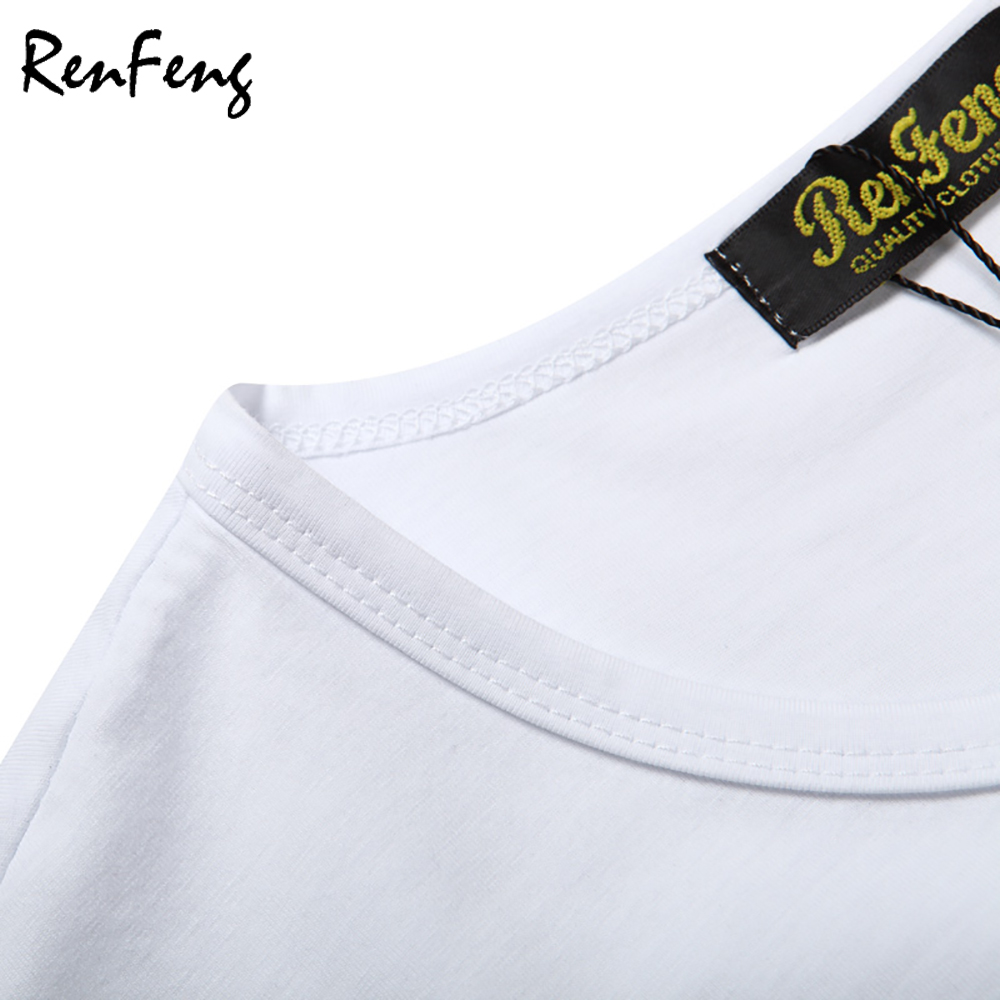 Solid color 100% Cotton T Shirt Mens Black White T-shirts 2018 Summer Skateboard Tee Boy Hip hop Skate Tshirt Tops