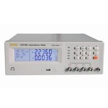 U2618B capacitance measuring instrument Digital Inductance Capacitance Meter l c f inductance capacitance high precision meter lc 100s new