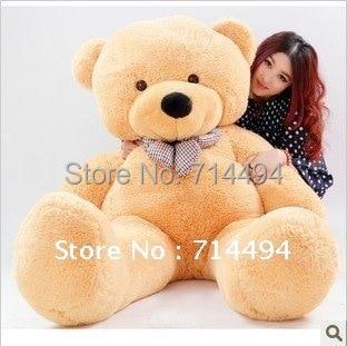 f3ba63fbd34 High quality Low price Plush toys large size100cm   teddy bear 1m big  embrace bear