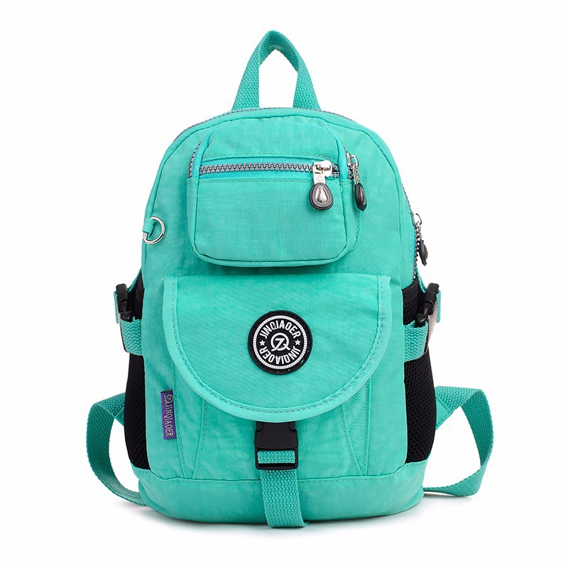 50d805d3b7 lightweight waterproof nylon Colorful printing small backpack ...