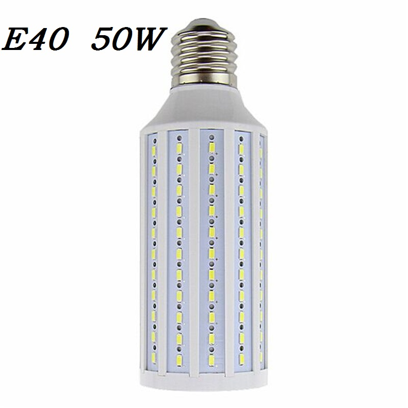 Promotion Price E40 Led Corn Light 50w 5730 Smd 165 Leds Led Lamp Bulb Lighting 110v 220v Ac Led