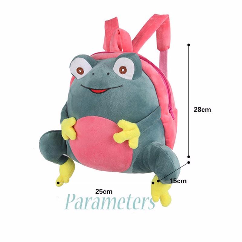 Frog backpack for kids4