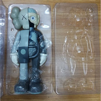 Kaws With Original Box 37CM 16 Inch KAWS Dissected Companion Action Figures Toys For children Original Fake Toy 7 Colors