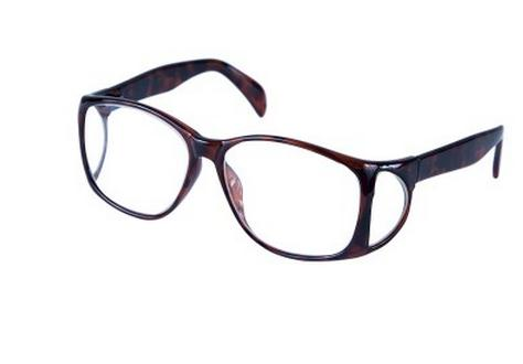 Lead rubber goggle anti-ray glasses eyewear,X-ray side and front protective glasses.0.5mmpb Y- ray eye protection cover
