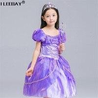 Princess Sofia Dress For Girl Children S Clothes Princesa Rapunzel Vestidos Infantil Anna Elsa Dress Girl