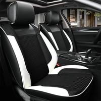 Сиденья чехлы для Honda Accord 7 8 9 Civic CRV CR V 2017 2016 2015 2014 2013 2012 2011 2010 2009 2008 2007 2006