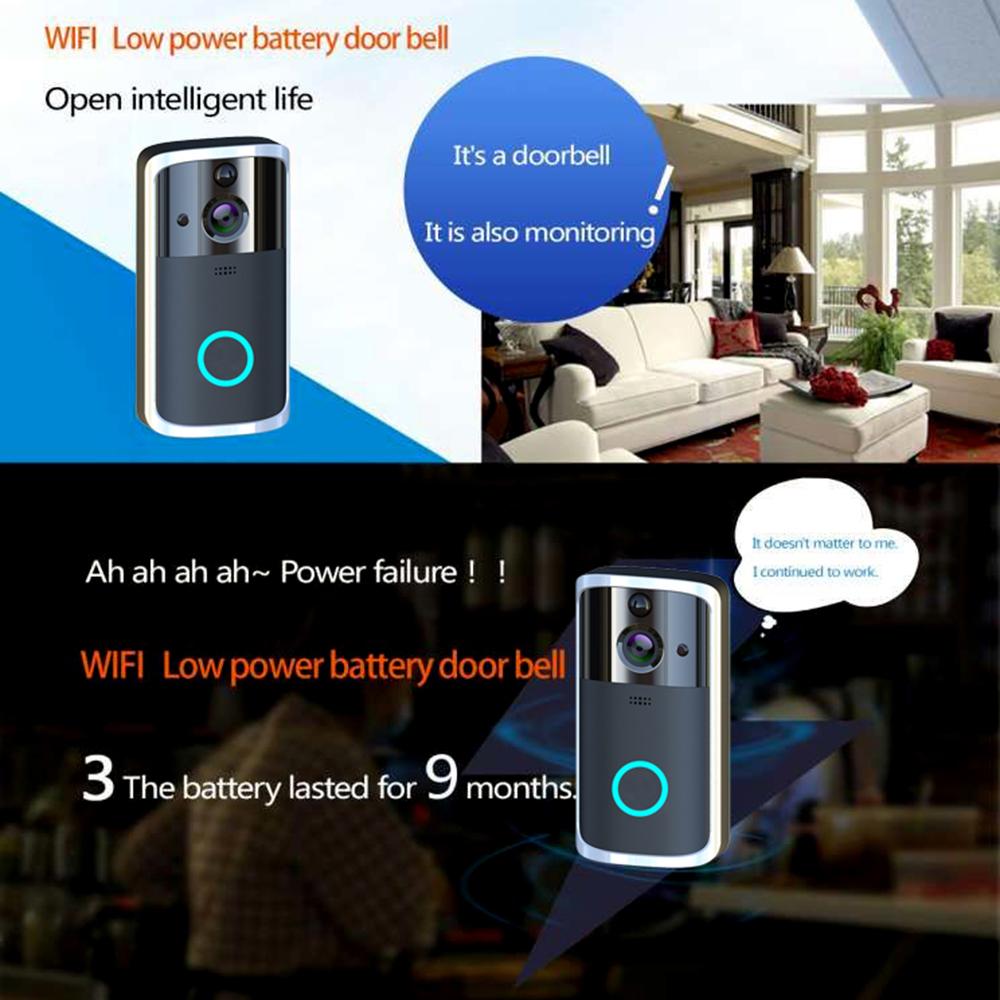 HTB1vhXLUHvpK1RjSZFqq6AXUVXa9 - WiFi Video Doorbell Camera