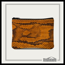 Snakeskin Coin Purse (6)