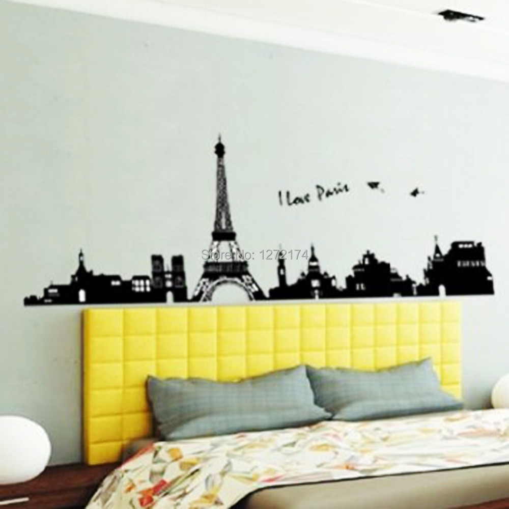 Exelent Wall Art Eiffel Tower Frieze - The Wall Art Decorations ...
