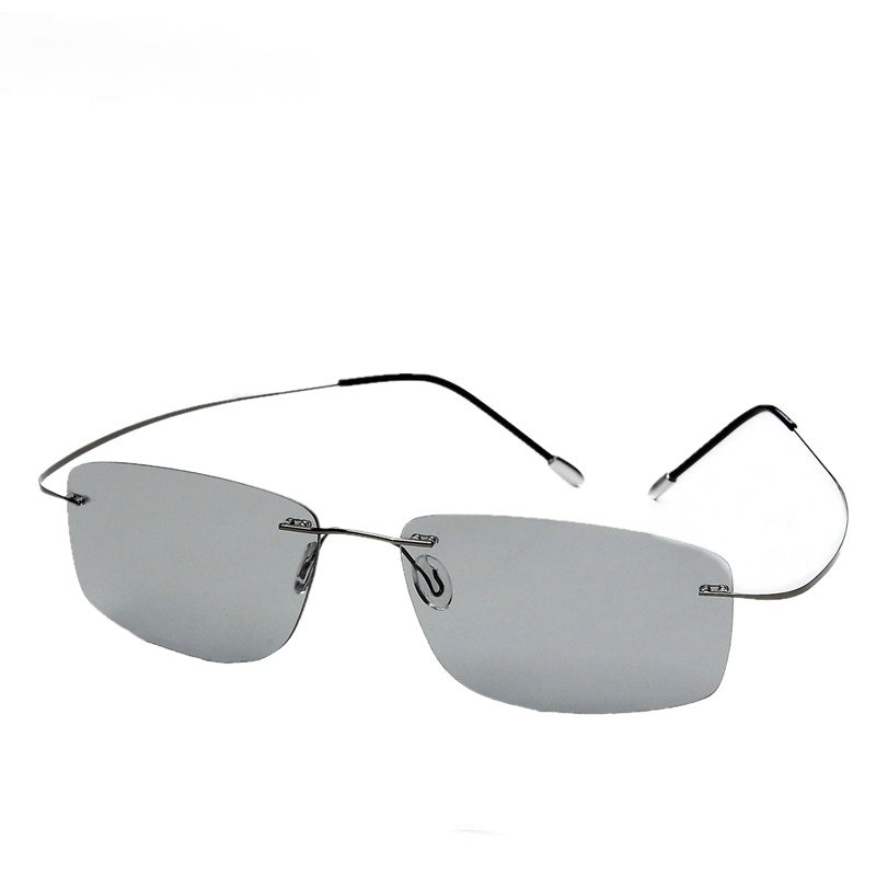 Photochromic Sunglasses Men Women Polarized Sun Glasses