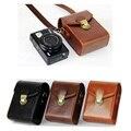 PU Leather Camera Case For Canon G9X G7X G7X Mark II  SX710 SX700 SX720 S95 S90 SX260 SX240 SX275 Hard Shoulder bag