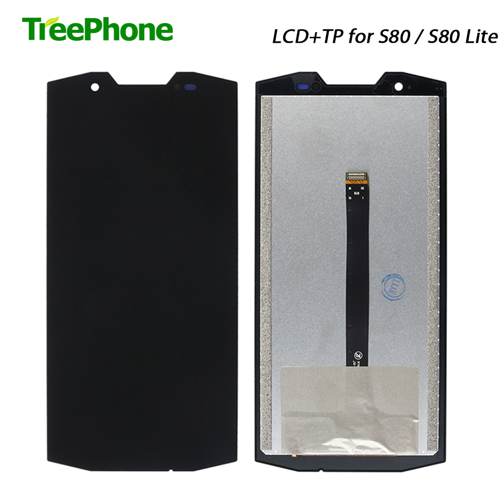 Doogee S80 LCD Display and Touch Screen Assembly For Doogee S80 Lite Mobile Phone