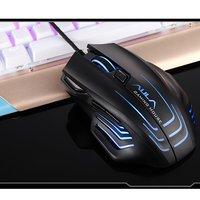 7 Keys Gaming Mouse Gamer Laptop PC Mice Mechanical USB Wired Fashion Design Desktop Computer Peripherals