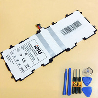 ISIU Battery SP3676B1A 7000mAh For Samsung Galaxy Note 10 1 Tab 2 P5100 P5110 P7500 P7510