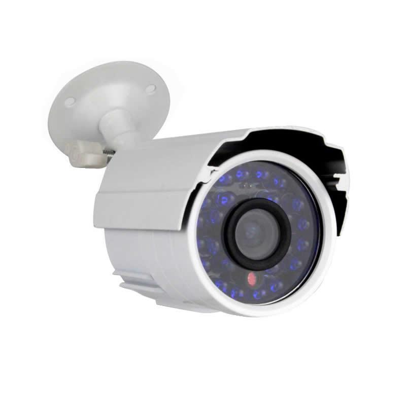 bilder für Tag/Nacht Wasserdichte Kamera CMOS 24 STÜCKE IR-LEDs mit Ir-sperr CCTV cam Home Security Kugel Überwachung außenbereich kostenloser versand