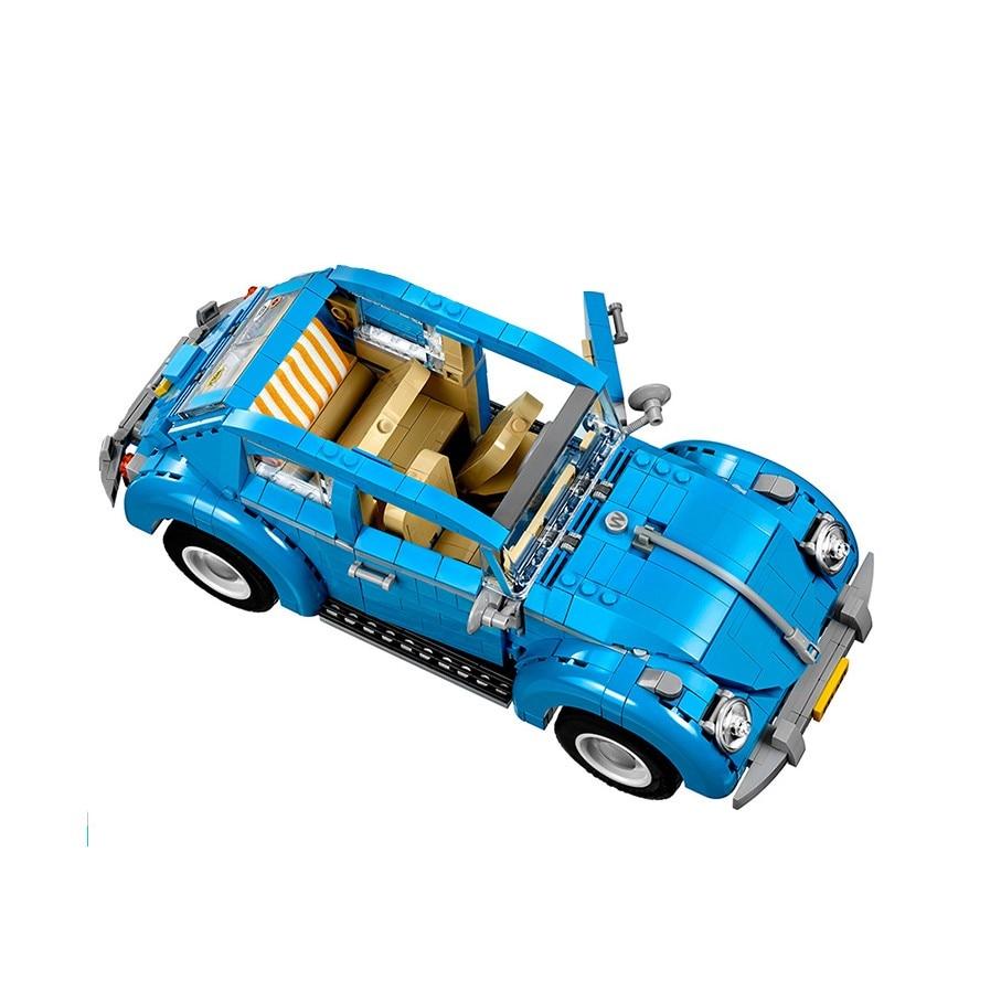 legoed technic Assemble Cute Blue Beetle Car Vehicle blocks Building Blocks Compatible legoing Educational toys for Childrenlegoed technic Assemble Cute Blue Beetle Car Vehicle blocks Building Blocks Compatible legoing Educational toys for Children